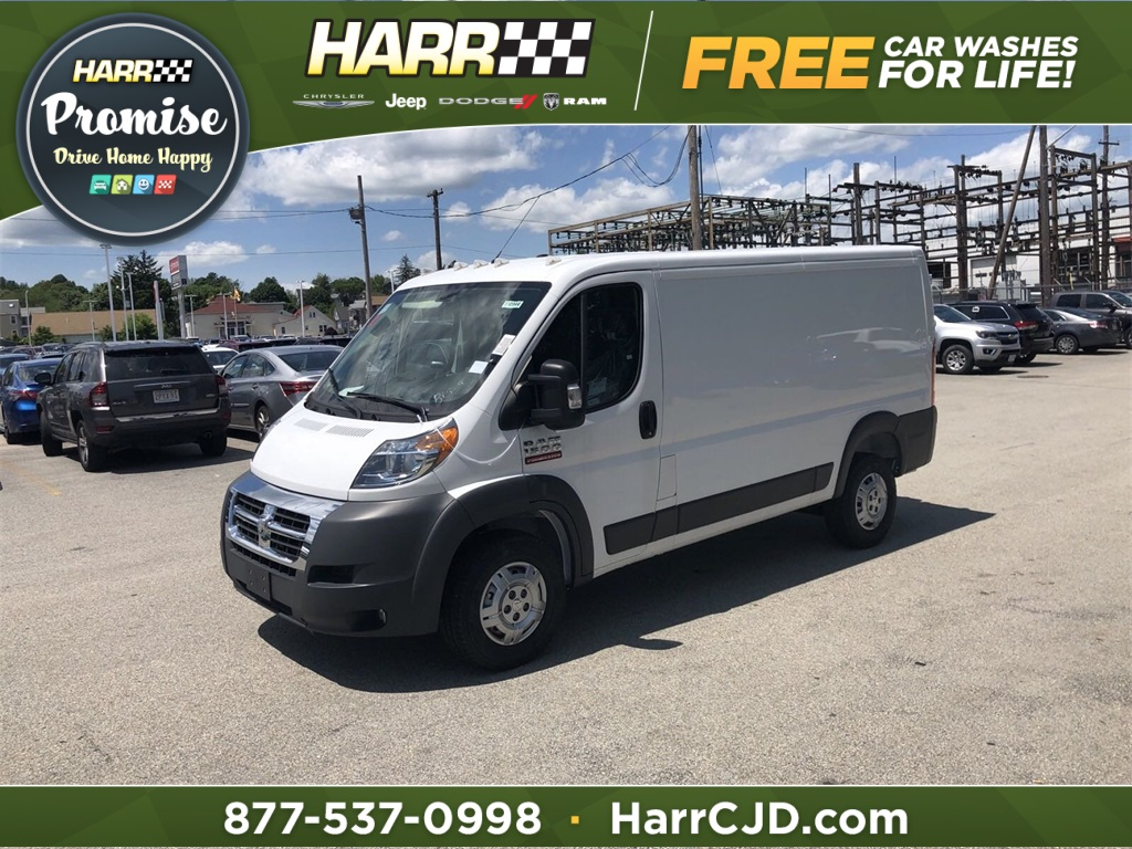 New 2018 Ram ProMaster 1500 Low Roof