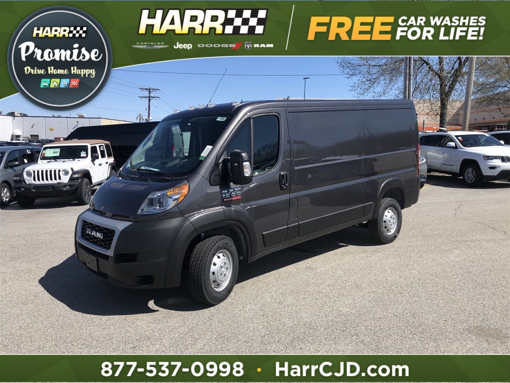 New 2019 Ram ProMaster 1500 Low Roof