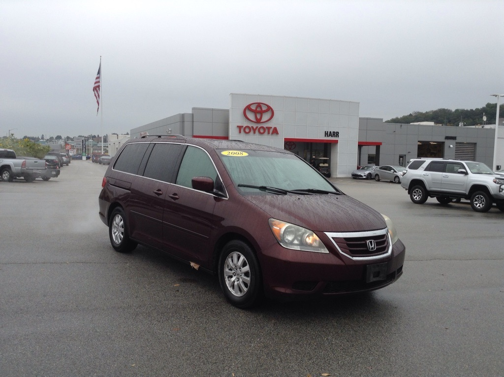 Exceptional Pre Owned 2008 Honda Odyssey EX L