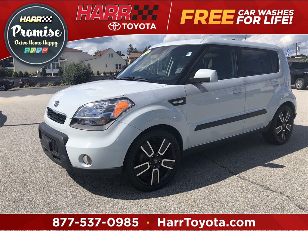 Pre-Owned 2010 Kia Soul Plus