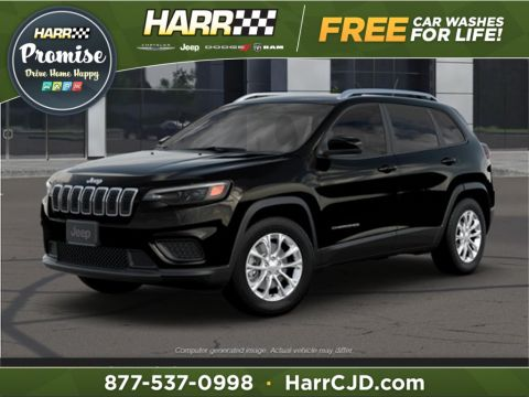 New 2020 Jeep Cherokee Latitude 4WD