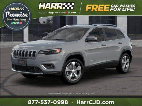 New 2020 Jeep Cherokee Limited 4WD