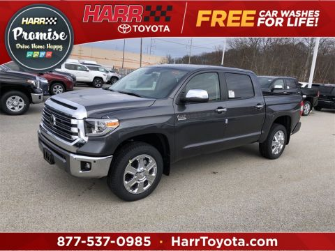 New 2020 Toyota Tundra 1794 With Navigation & 4WD
