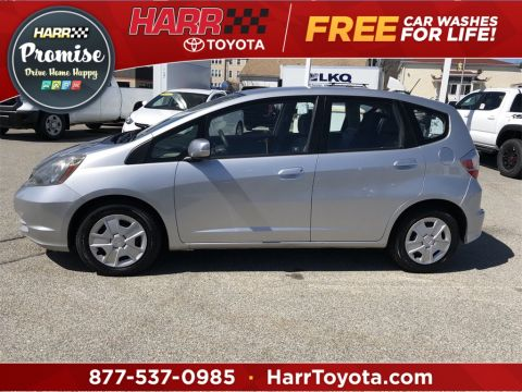 Pre-Owned 2013 Honda Fit Base
