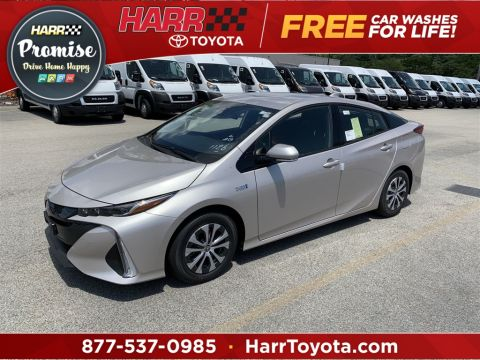 New 2020 Toyota Prius Prime LE FWD 5D Hatchback
