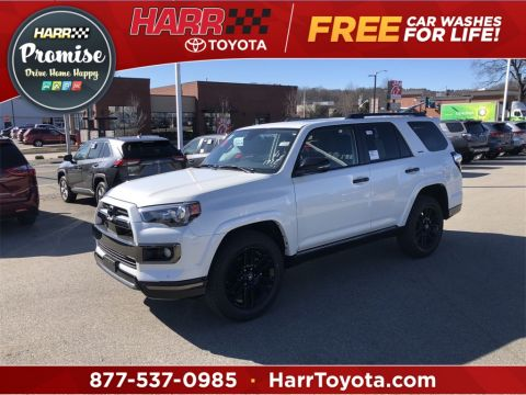 New 2020 Toyota 4Runner Nightshade With Navigation & 4WD